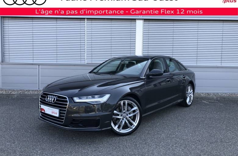 AUDI A6 V6 3.0 TDI 272 S Tronic 7 Quattro  Ambition Luxe - véhicule d'occasion - Site Internet Faurie