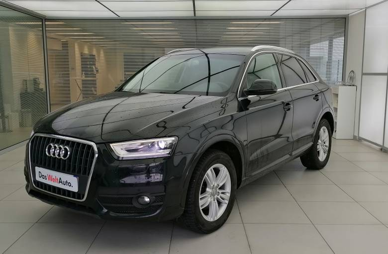 AUDI Q3 2.0 TDI 140 ch  Ambition Luxe - véhicule d'occasion - Site Internet Faurie