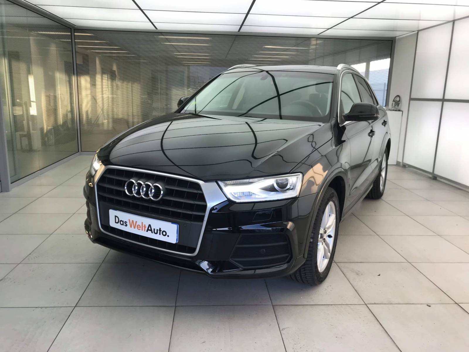 AUDI Q3 2.0 TDI 150 ch S tronic 7 - véhicule d'occasion - Site Internet Faurie - Volkswagen - Faurie Axess Tulle - 19000 - Tulle - 1