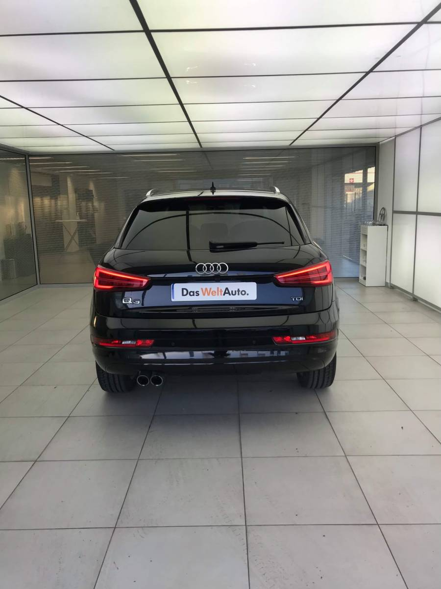 AUDI Q3 2.0 TDI 150 ch S tronic 7 - véhicule d'occasion - Site Internet Faurie - Volkswagen - Faurie Axess Tulle - 19000 - Tulle - 6