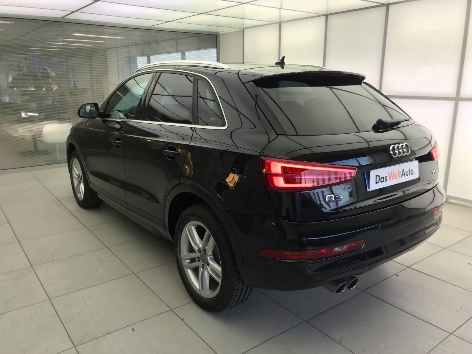 AUDI Q3 2.0 TDI 150 ch S tronic 7 - véhicule d'occasion - Site Internet Faurie - Volkswagen - Faurie Axess Tulle - 19000 - Tulle - 7
