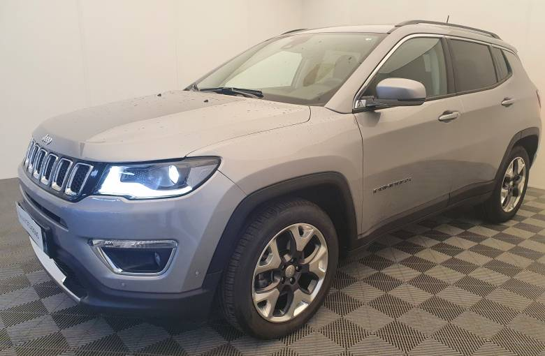 JEEP COMPASS 1.6 MJET 120 LIMITED   - véhicule d'occasion - Site Internet Faurie