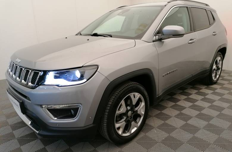 JEEP JEEP COMPASS 1.6 MJET 120 LIMITED   - véhicule d'occasion - Site Internet Faurie