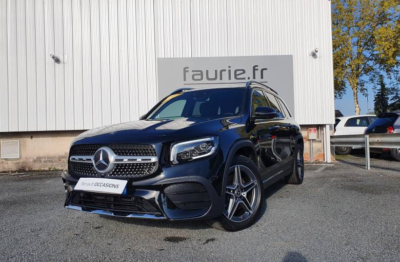 MERCEDES GLB 250 8G-DCT 4Matic  AMG Line - véhicule d'occasion - Site Internet Faurie