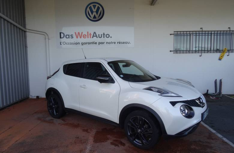 NISSAN Juke 1.2e DIG-T 115 Start/Stop System  Connect Edition - véhicule d'occasion - Site Internet Faurie