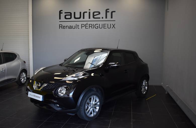 NISSAN Juke 1.2e DIG-T 115 Start/Stop System  N-Connecta - véhicule d'occasion - Site Internet Faurie