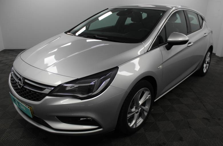OPEL Astra 1.0 ECOTEC Turbo 105 ch  Innovation - véhicule d'occasion - Site Internet Faurie