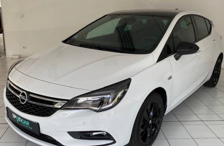OPEL Astra 1.0 Turbo 105 ch ECOTEC Start/Stop  Innovation - véhicule d'occasion - Site Internet Faurie