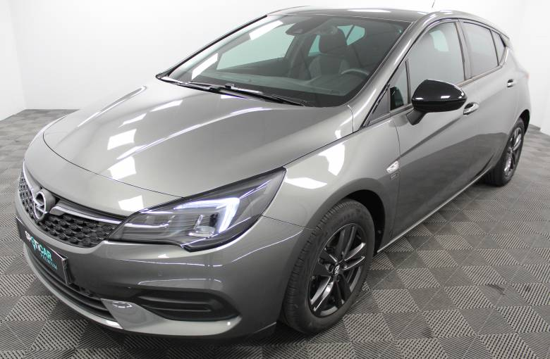 OPEL Astra 1.2 Turbo 110 ch BVM6  Opel 2020 - véhicule d'occasion - Site Internet Faurie