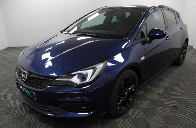 OPEL Astra 1.5 Diesel 122 ch BVA9  Ultimate - véhicule d'occasion - Site Internet Faurie