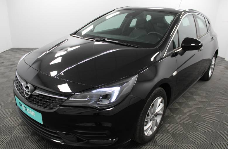 OPEL Astra 1.5 Diesel 122 ch BVM6  Elegance - véhicule d'occasion - Site Internet Faurie