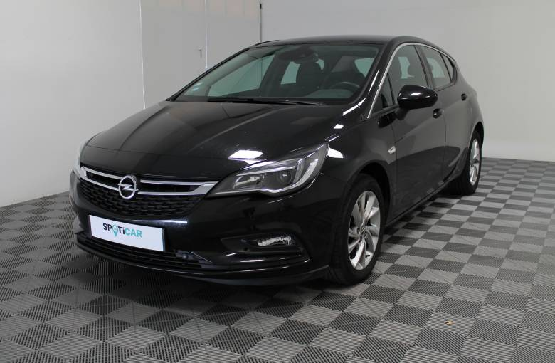OPEL Astra 1.6 CDTI 110 ch Start/Stop  Innovation - véhicule d'occasion - Site Internet Faurie