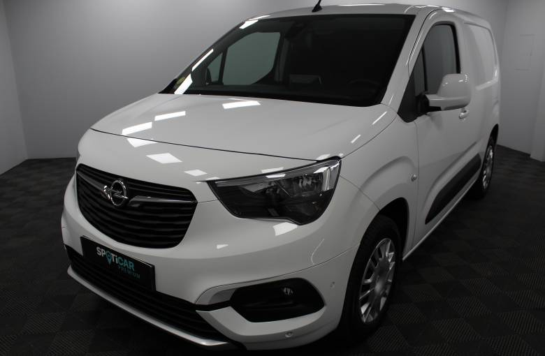 OPEL COMBO CARGO 1.5 100 CH L1H1 STANDARD  PACK BUSINESS - véhicule d'occasion - Site Internet Faurie