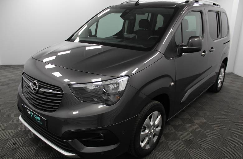 OPEL Combo Life L1H1 1.5 Diesel 100 ch Start/Stop  Elegance - véhicule d'occasion - Site Internet Faurie