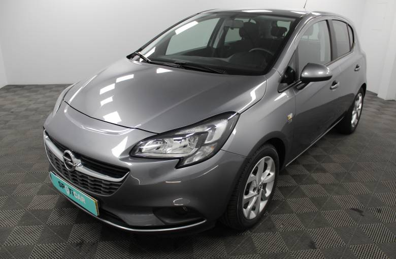 OPEL Corsa 1.2 70 ch  120 ANS - véhicule d'occasion - Site Internet Faurie