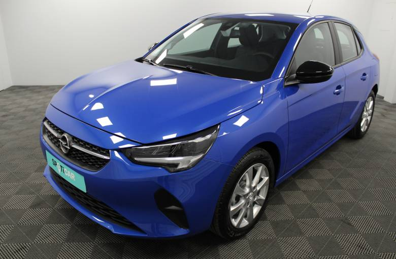 OPEL Corsa 1.2 75 ch BVM5  Edition Business - véhicule d'occasion - Site Internet Faurie