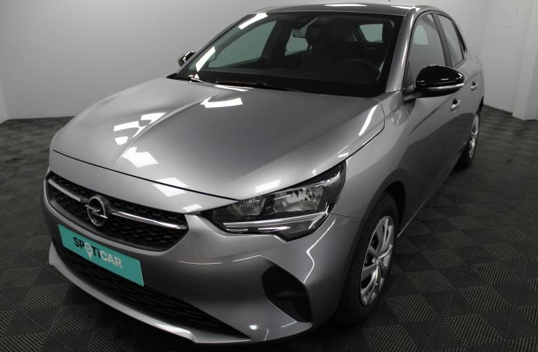 OPEL Corsa 1.2 75 ch BVM5  Edition - véhicule d'occasion - Site Internet Faurie
