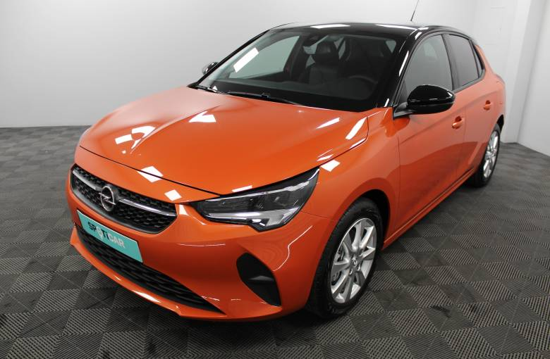 OPEL Corsa 1.2 Turbo 100 ch BVA8  Edition - véhicule d'occasion - Site Internet Faurie
