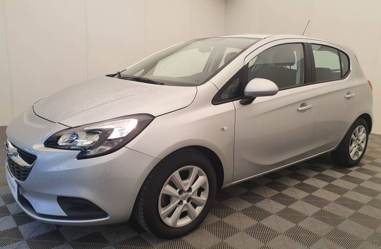 OPEL Corsa 1.3 CDTI 75 ch  Edition - véhicule d'occasion - Site Internet Faurie