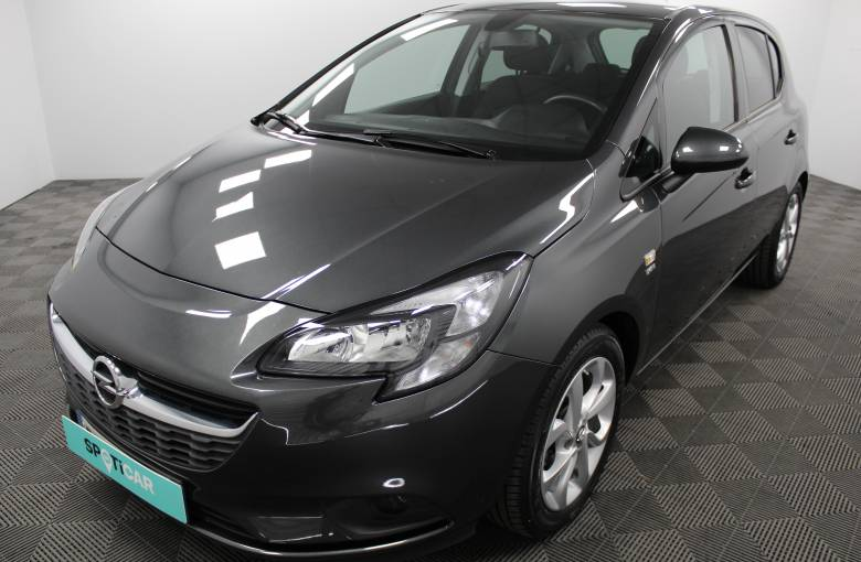 OPEL Corsa 1.4 Turbo 100 ch  Excite - véhicule d'occasion - Site Internet Faurie