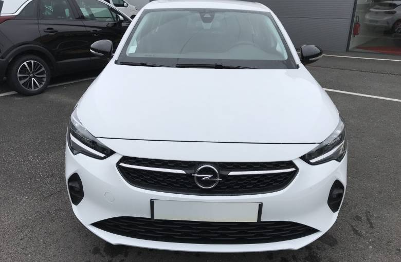 OPEL Corsa 1.5 Diesel 100 ch BVM6  Edition Business - véhicule d'occasion - Site Internet Faurie