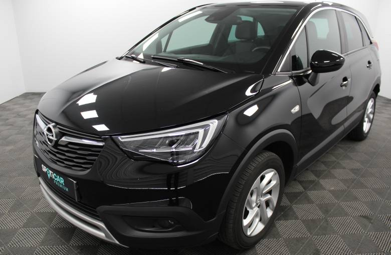 OPEL Crossland 1.2 Turbo 110 ch BVM6  Elegance - véhicule d'occasion - Site Internet Faurie