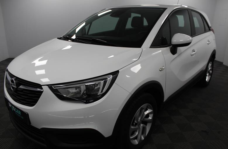 OPEL Crossland X 1.2 81 ch  Edition - véhicule d'occasion - Site Internet Faurie