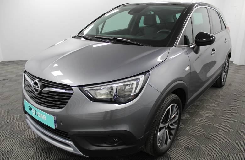 OPEL Crossland X 1.2 Turbo 110 ch ECOTEC  Innovation - véhicule d'occasion - Site Internet Faurie