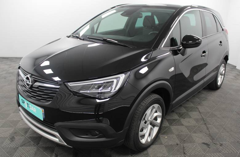 OPEL Crossland X 1.2 Turbo 110 ch  Elegance - véhicule d'occasion - Site Internet Faurie