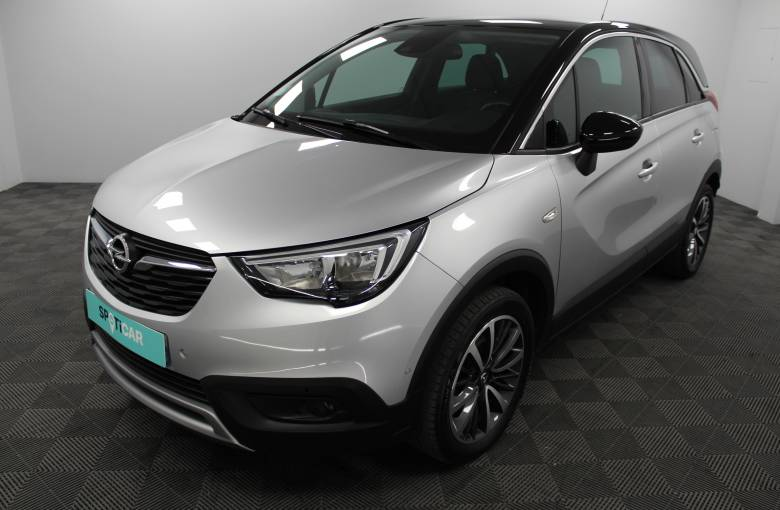 OPEL Crossland X 1.2 Turbo 130 ch  Innovation - véhicule d'occasion - Site Internet Faurie