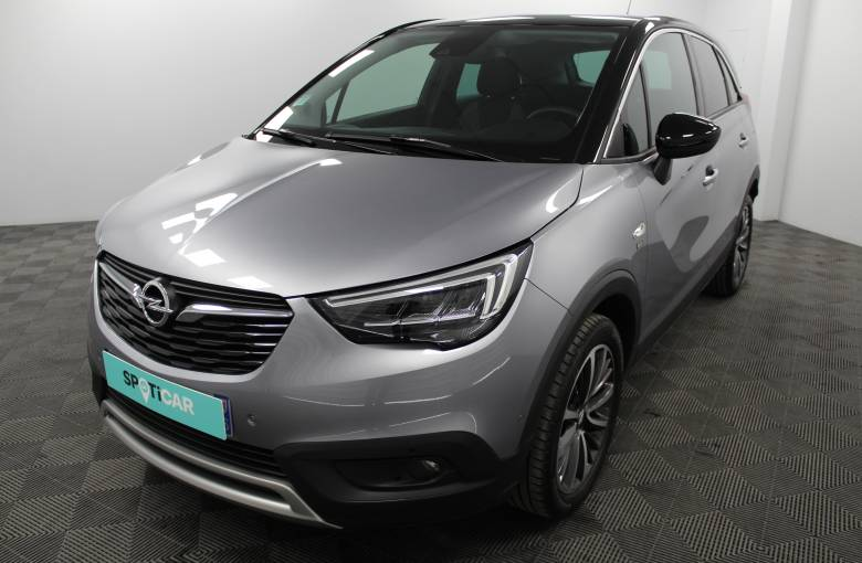 OPEL Crossland X 1.5 D 102 ch  Opel 2020 - véhicule d'occasion - Site Internet Faurie