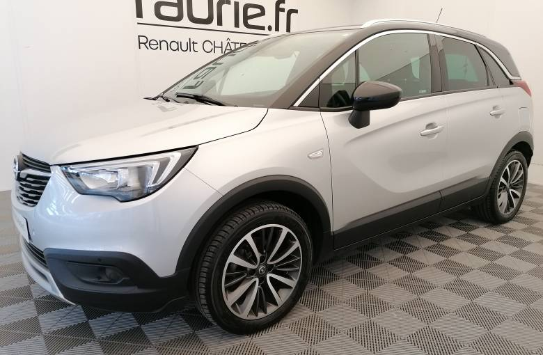 OPEL Crossland X 1.6 Turbo D 120 ch  Innovation - véhicule d'occasion - Site Internet Faurie