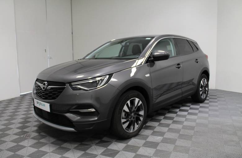OPEL Grandland X 1.5 Diesel 130 ch  Innovation - véhicule d'occasion - Site Internet Faurie