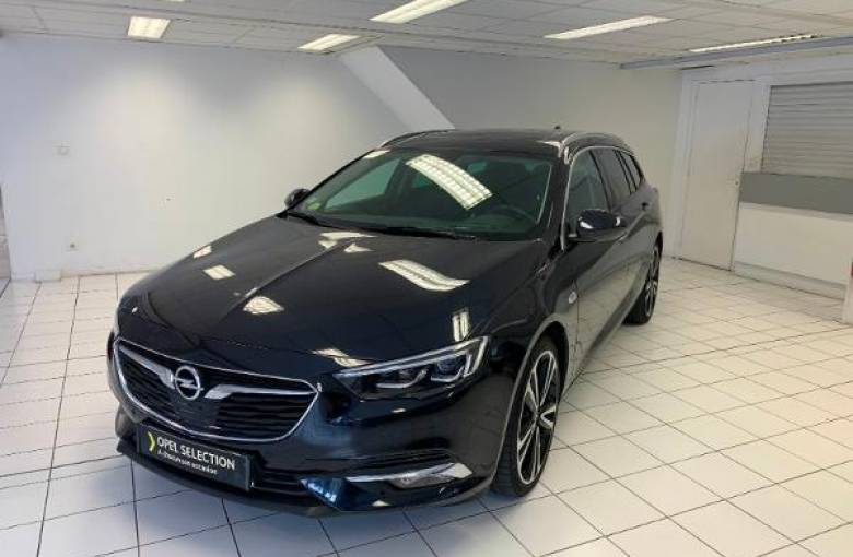 OPEL Insignia Sports Tourer 2.0 D 170 ch BlueInjection  Elite - véhicule d'occasion - Site Internet Faurie
