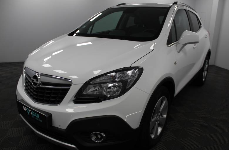 OPEL Mokka 1.4 Turbo - 140 ch 4x2 Start&Stop  Cosmo - véhicule d'occasion - Site Internet Faurie