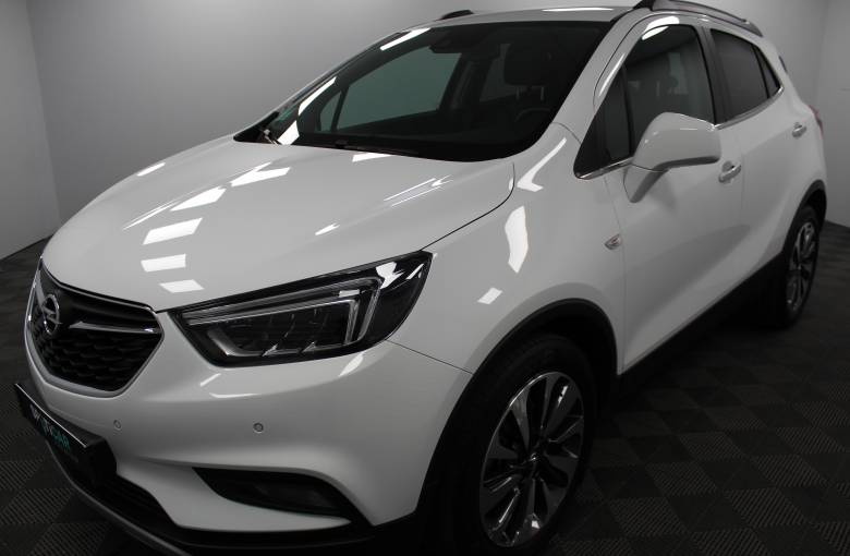 OPEL Mokka X 1.4 Turbo - 140 ch 4x2  Ultimate - véhicule d'occasion - Site Internet Faurie