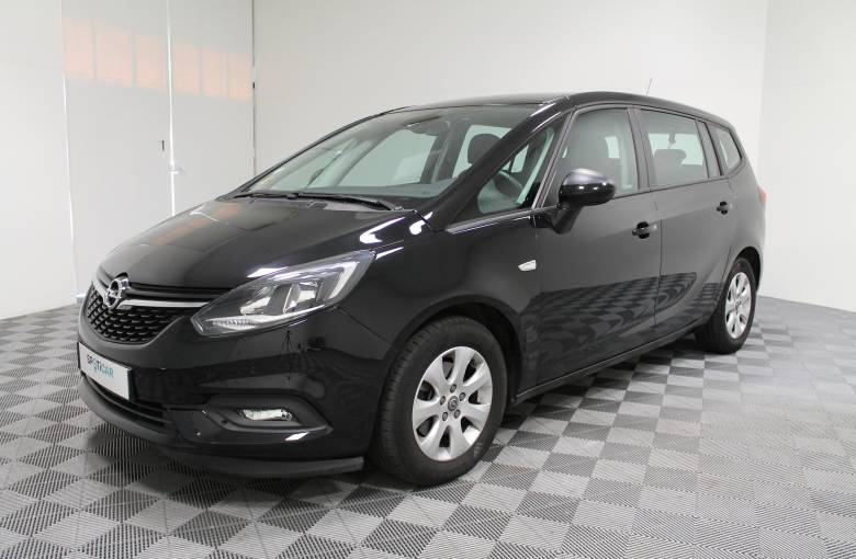 OPEL ZAFIRA BUSINESS Zafira 1.6 CDTI 134 ch BlueInjection  Business Edition - véhicule d'occasion - Site Internet Faurie