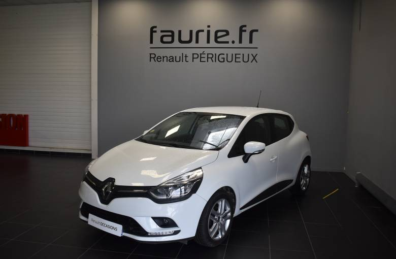 RENAULT CLIO IV BUSINESS Clio dCi 75 E6C  Business - véhicule d'occasion - Site Internet Faurie