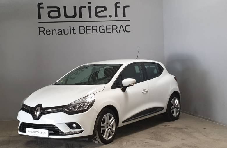 RENAULT CLIO IV BUSINESS Clio dCi 75 Energy  Business - véhicule d'occasion - Site Internet Faurie