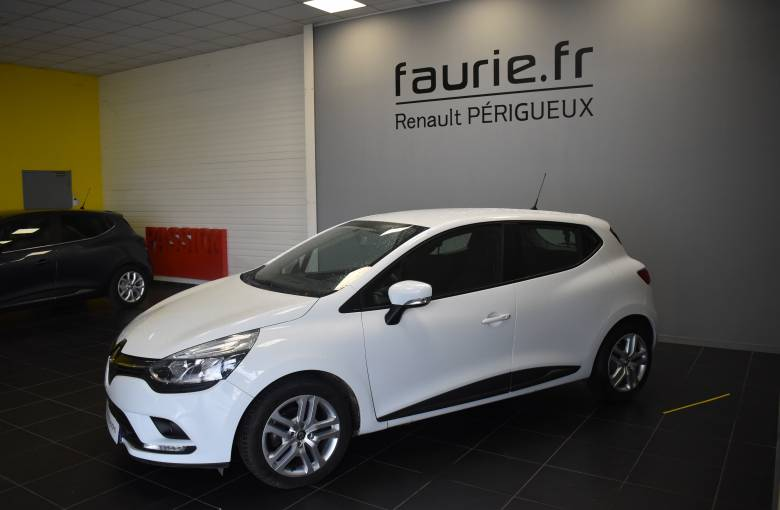 RENAULT CLIO IV BUSINESS Clio dCi 90 Energy eco2 82g  Business - véhicule d'occasion - Site Internet Faurie