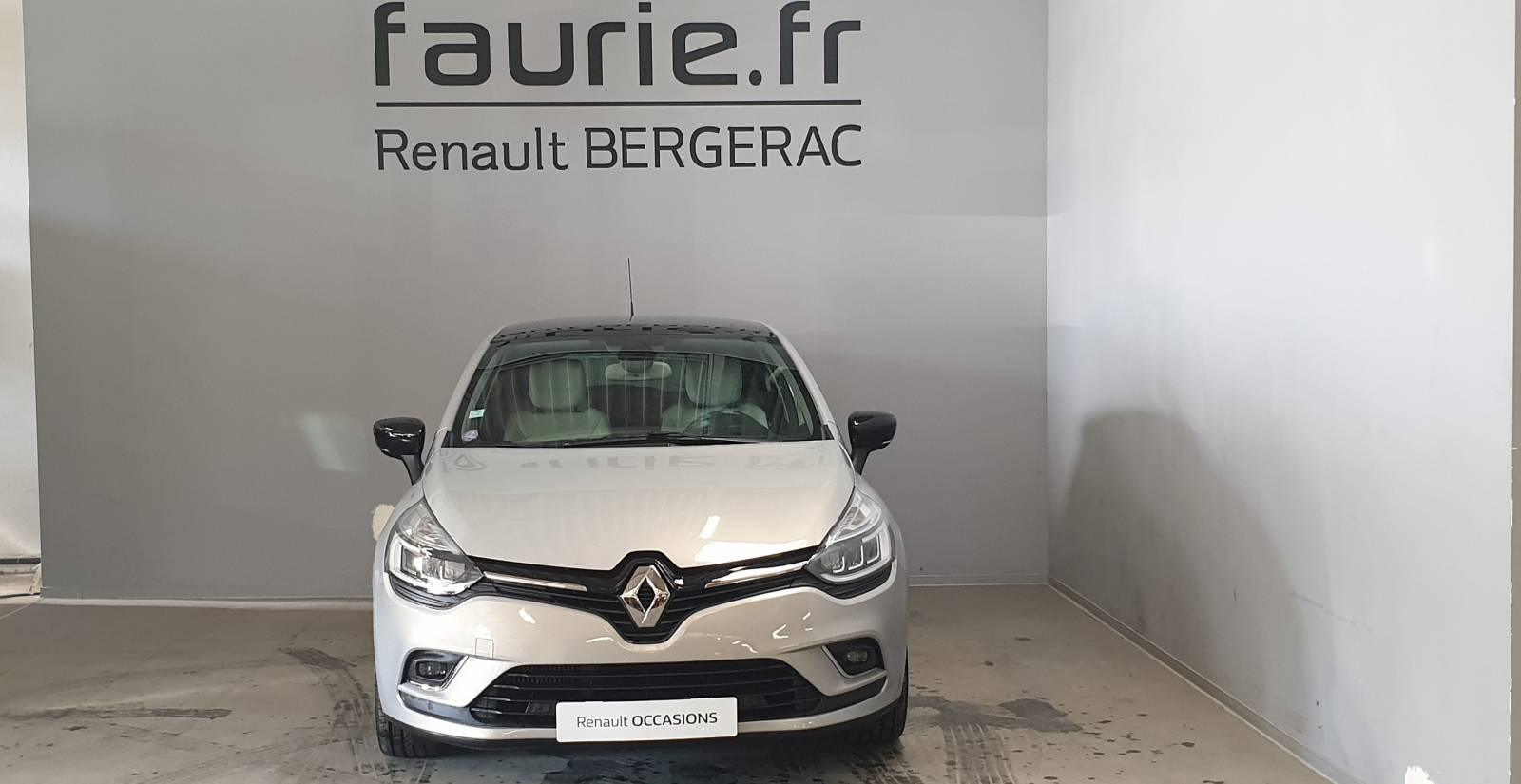 RENAULT Clio IV TCe 120 Energy - véhicule d'occasion - Site Internet Faurie - Renault - Faurie Auto Bergerac - 24100 - Bergerac - 2