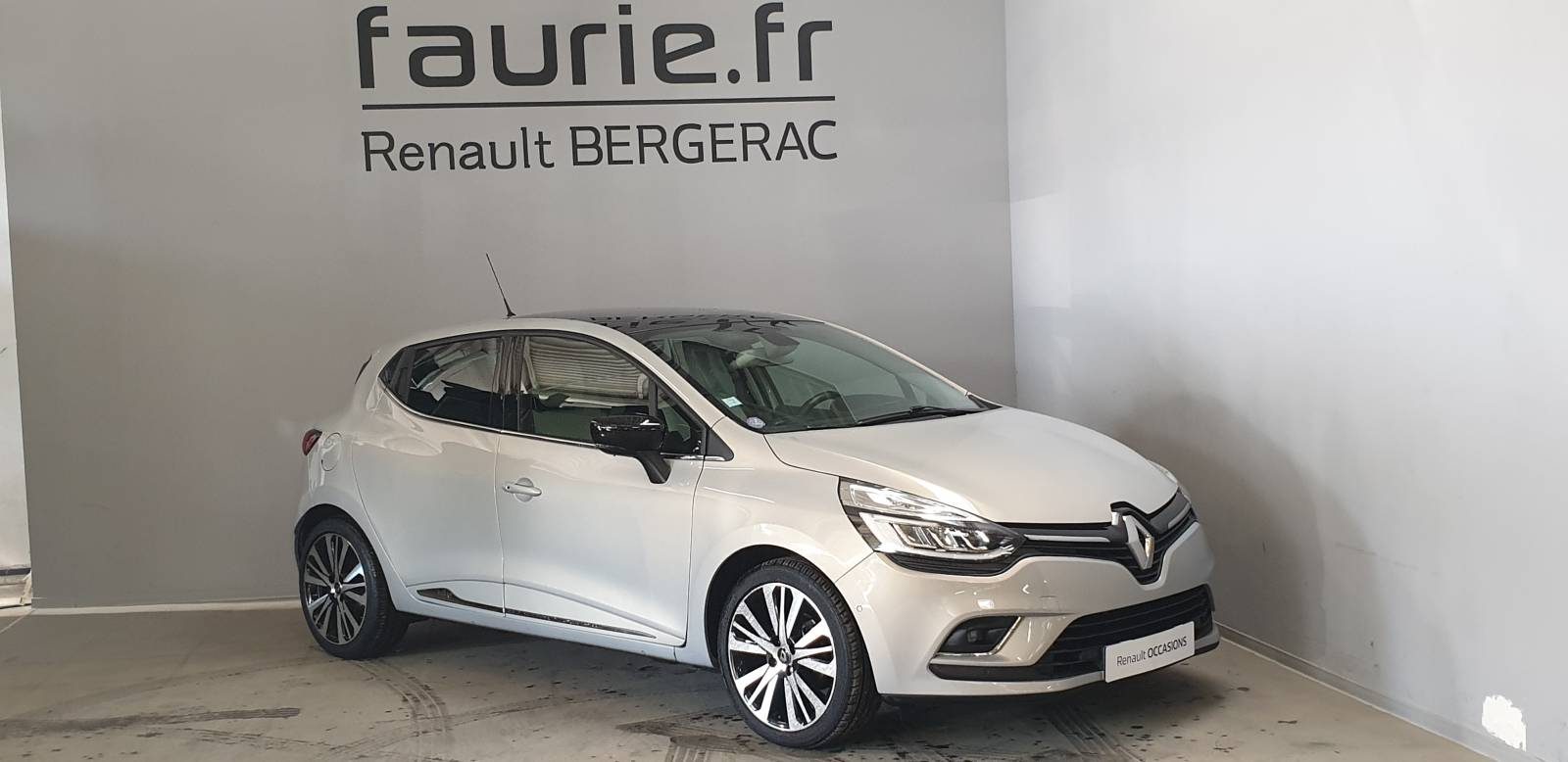 RENAULT Clio IV TCe 120 Energy - véhicule d'occasion - Site Internet Faurie - Renault - Faurie Auto Bergerac - 24100 - Bergerac - 3