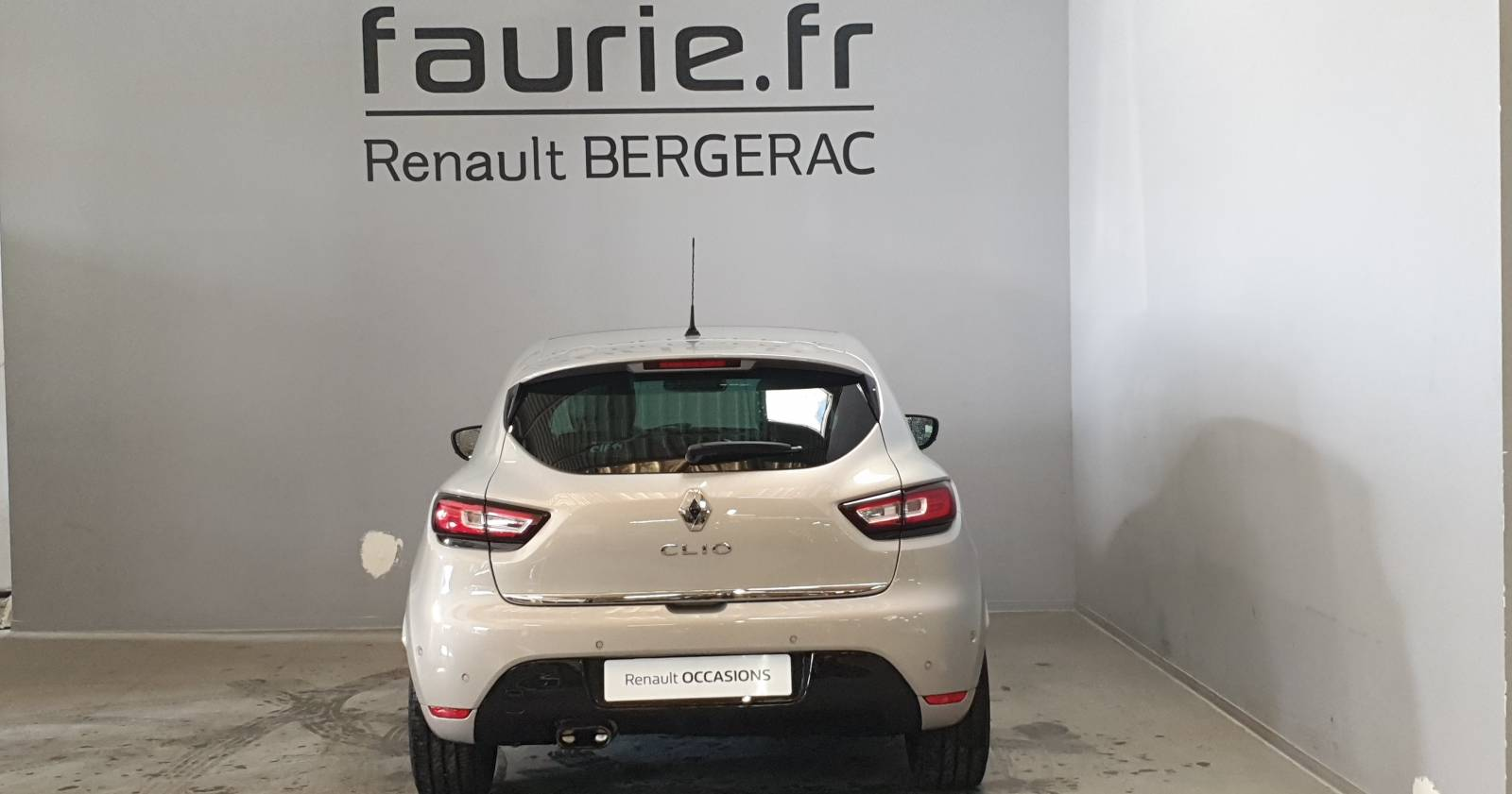 RENAULT Clio IV TCe 120 Energy - véhicule d'occasion - Site Internet Faurie - Renault - Faurie Auto Bergerac - 24100 - Bergerac - 6