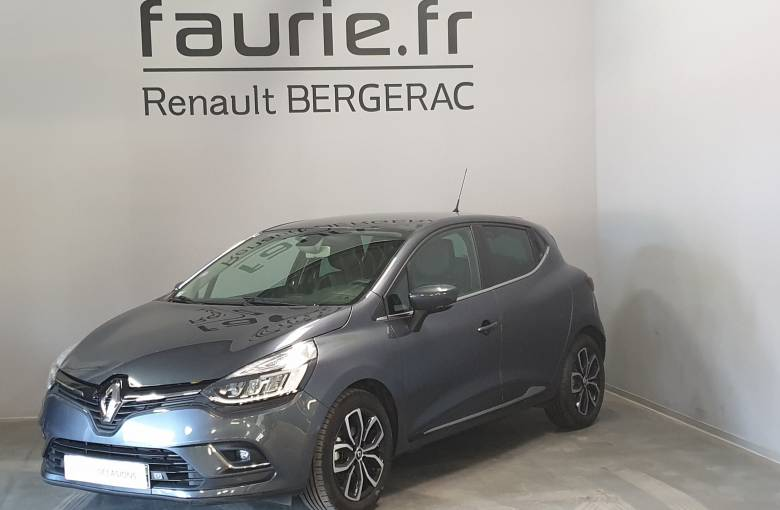 RENAULT CLIO IV Clio TCe 120 Energy EDC  Intens - véhicule d'occasion - Site Internet Faurie