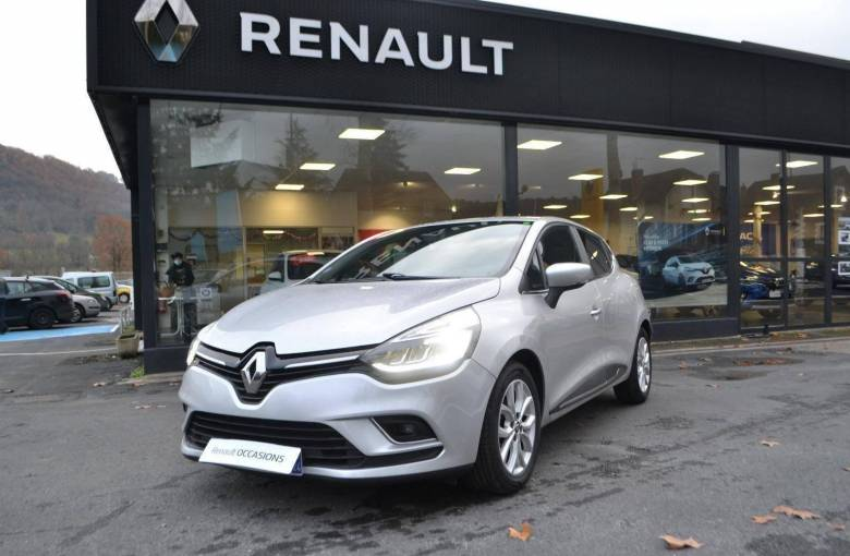 RENAULT CLIO IV Clio TCe 90 Energy  Intens - véhicule d'occasion - Site Internet Faurie