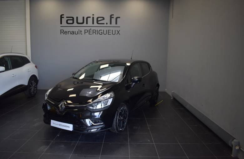 RENAULT CLIO IV Clio TCe 90 Energy  Steel - véhicule d'occasion - Site Internet Faurie
