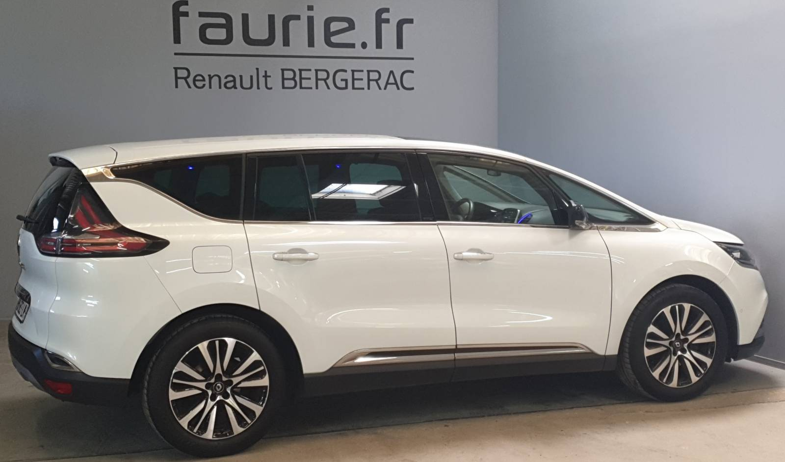 RENAULT Espace dCi 160 Energy Twin Turbo - véhicule d'occasion - Site Internet Faurie - Renault - Faurie Auto Bergerac - 24100 - Bergerac - 4