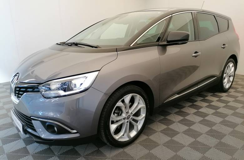RENAULT GRAND SCENIC IV BUSINESS Grand Scenic Blue dCi 120 EDC  Business - véhicule d'occasion - Site Internet Faurie