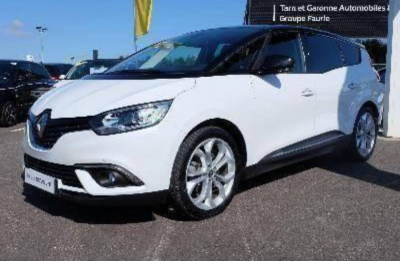 RENAULT GRAND SCENIC IV BUSINESS Grand Scenic Blue dCi 120  Business - véhicule d'occasion - Site Internet Faurie