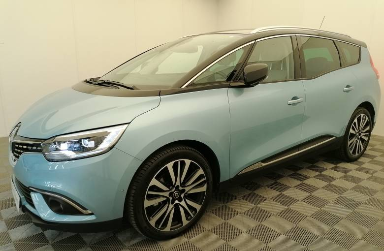 RENAULT GRAND SCENIC IV Grand Scenic Blue dCi 150  Initiale Paris - véhicule d'occasion - Site Internet Faurie